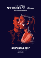 Afis Festivalul Ambasadelor ONE World