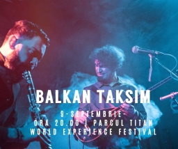 Balkan Taksim