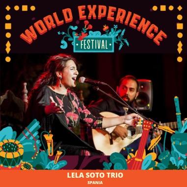 Lela Soto Trio