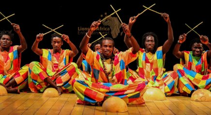 Lions of Africa (Senegal, Africa de Vest) (2)